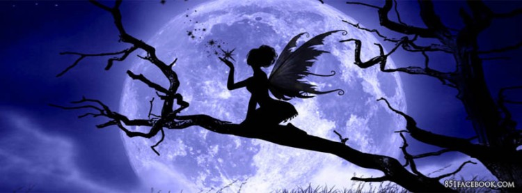 fantasy-fairy-dark-night-moon-tree-beautiful-full-purple-blue-black-facebook-timeline-cover-photo-banner-for-fb